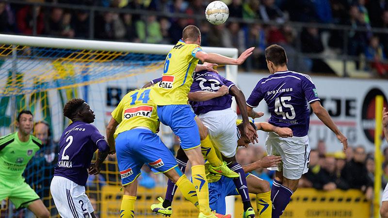 Westerlo bezorgt Anderlecht eerste puntenverlies
