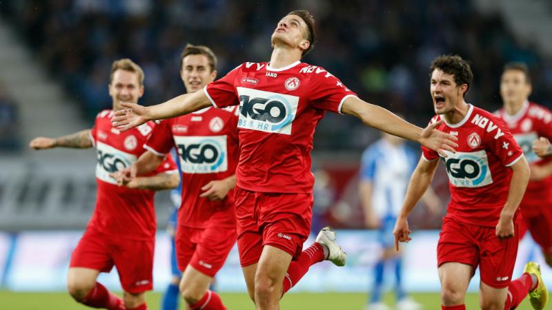 Kortrijk kaapt drie punten weg in Gent