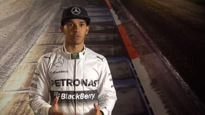 Zo bereidt Hamilton zich voor op Spa-Franchorchamps