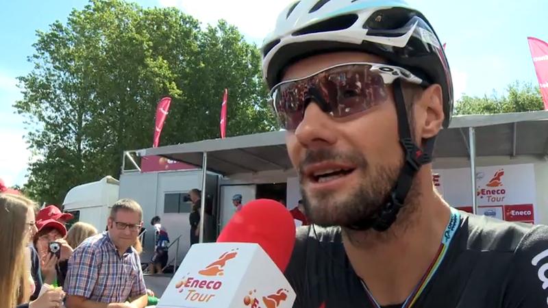 Boonen: 'Massasprint is zoeken en gokken'