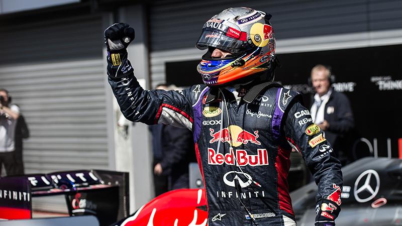 F1: GP van België