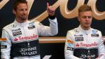 McLaren appuie Button