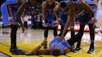 Oklahoma perd à nouveau Durant