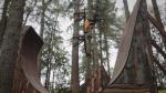 Met de BMX op gigantische schansen (VIDEO)