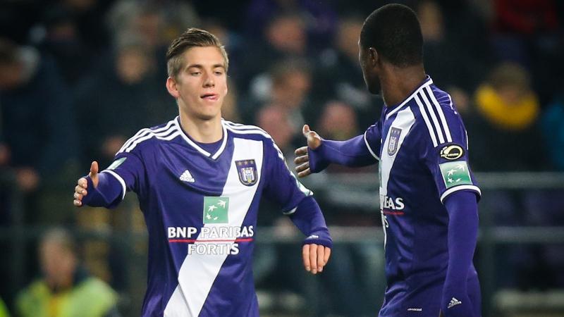 Anderlecht telt Oostende eenvoudig uit