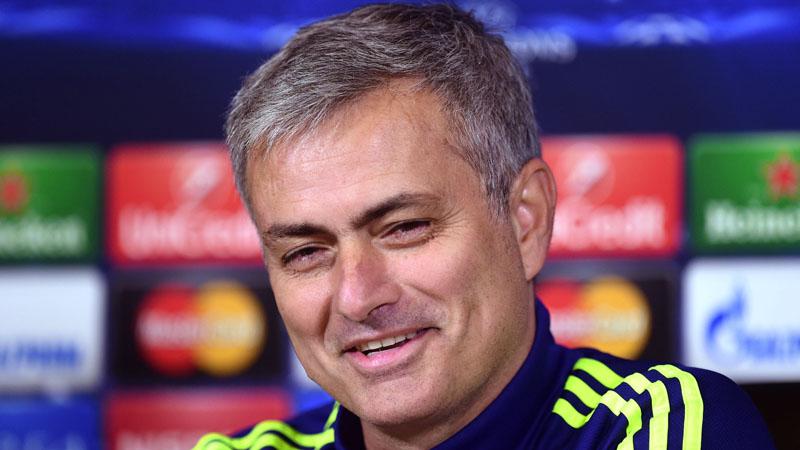 Mourinho: 'Messi is niet haalbaar' (VIDEO)