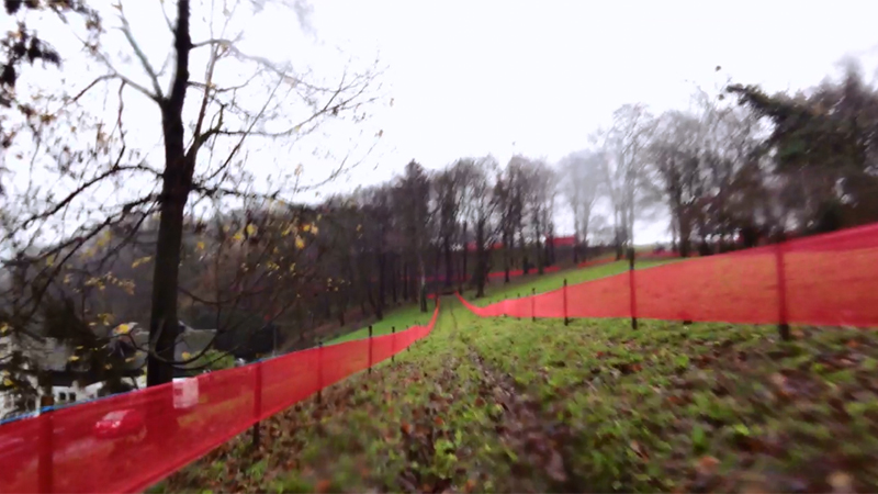 Vervecken verkent parcours Citadelle de Namur (VIDEO)