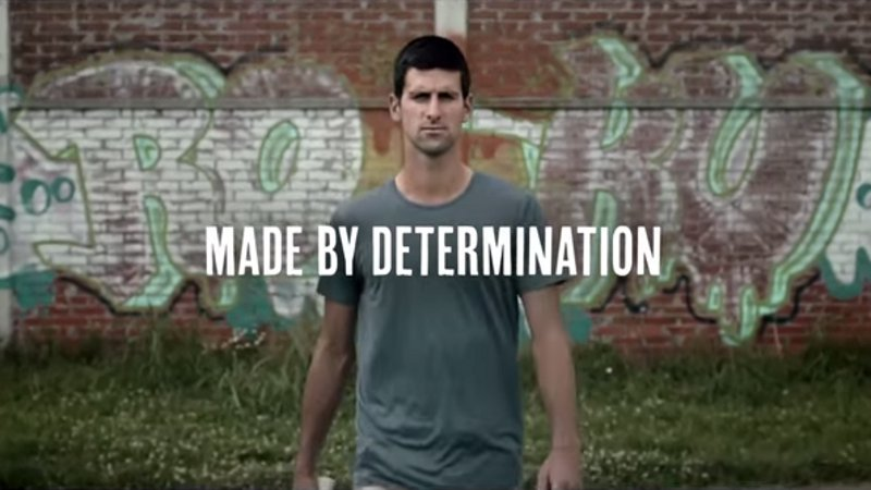 Djokovic vertelt levensverhaal (+VIDEO)