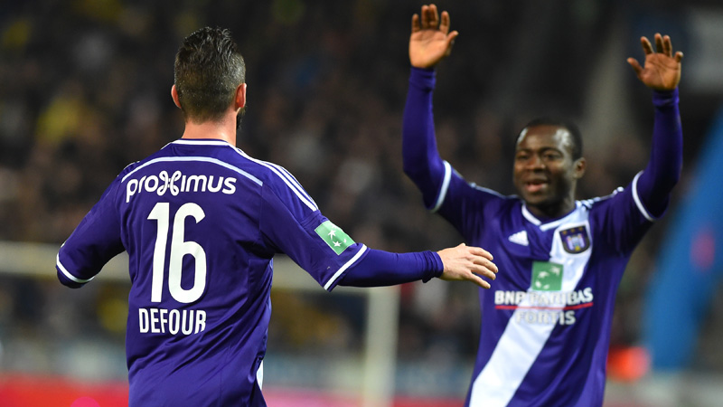 Anderlecht wint maar overtuigt niet