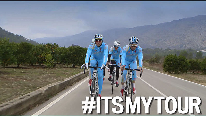 #itsmytour: achter de schermen bij Astana en OPQS