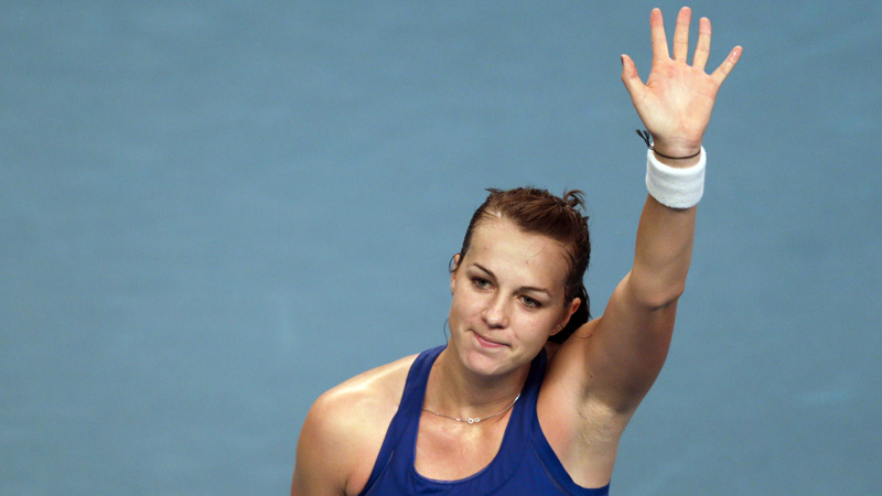 Pavlyuchenkova triomfeert in Parijs