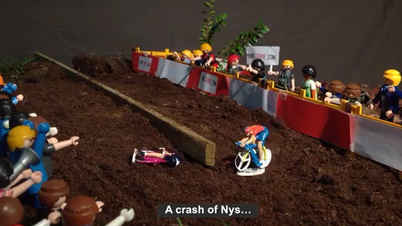 Het WK in playmobil