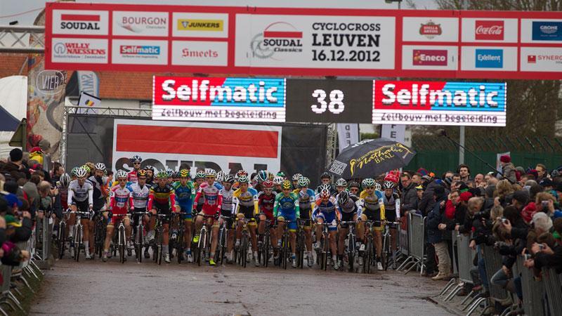 Promo SOUDAL Cyclocross Leuven 2014