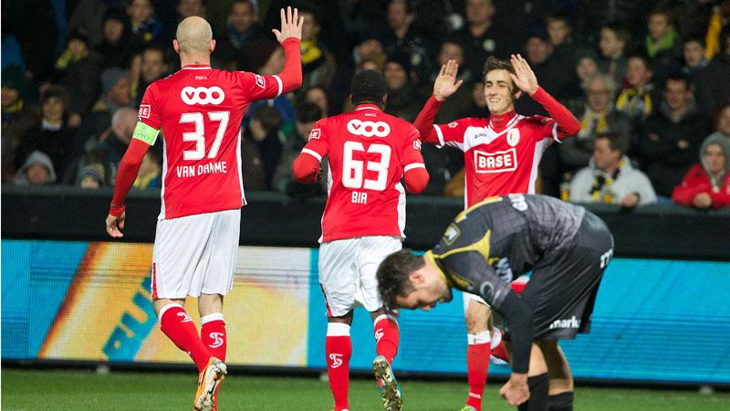 Standard wint dankzij own goal Persoons