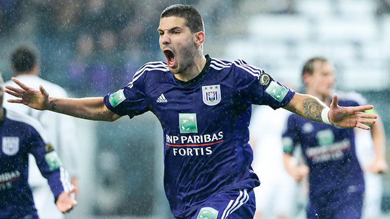 Anderlecht neemt revanche tegen Club Brugge