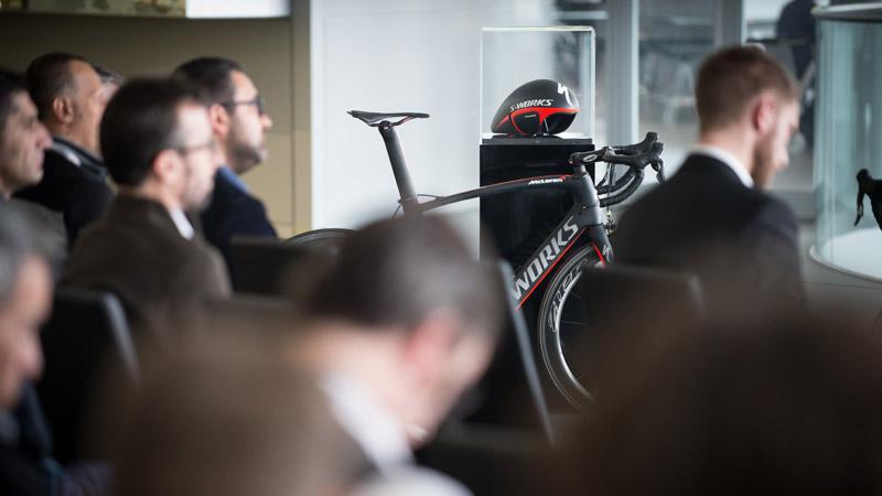 Specialized & McLaren