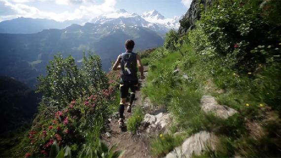 Verbluffende Marathon du Mont-Blanc