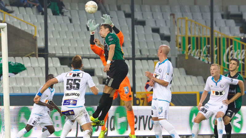Geen goals in Cercle-Gent