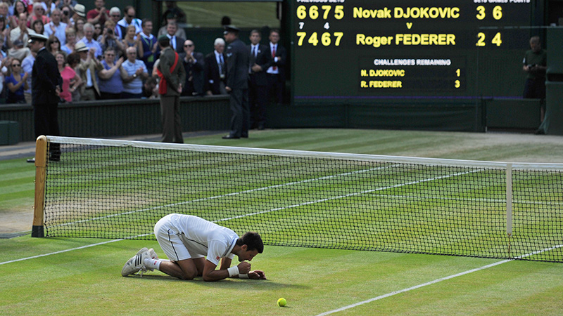 Djokovic: 'Dit is mijn droomtornooi'