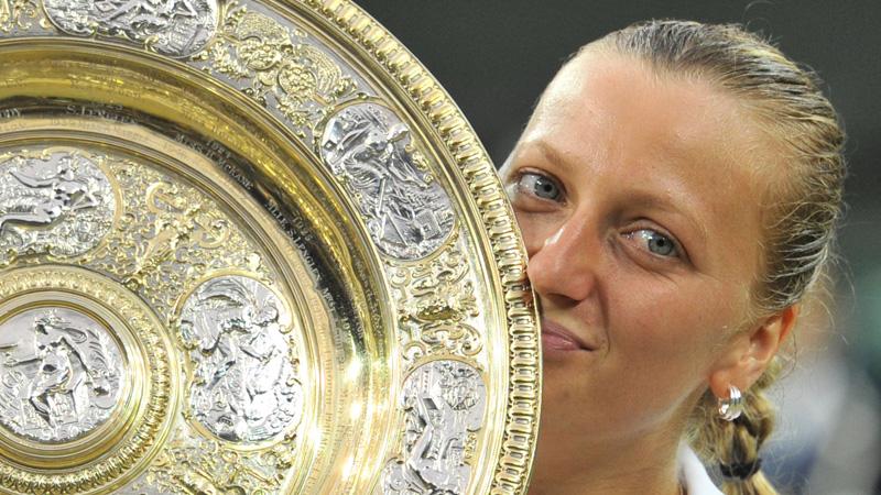 Kvitova wint (no-)non(sense)-finale in no time