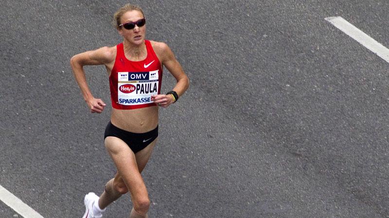 Wereldrecord marathon vrouwen