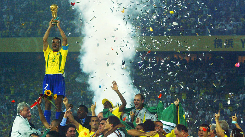 Cafu: 'Neymar is een voorbeeld'