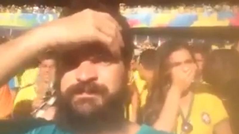 Vriendin van Neymar krijgt de wind van voren