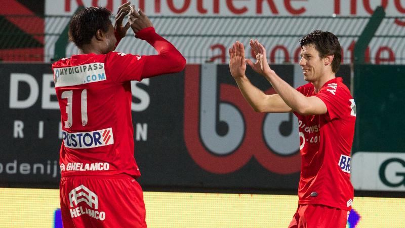 Kortrijk haalt uit tegen Cercle Brugge