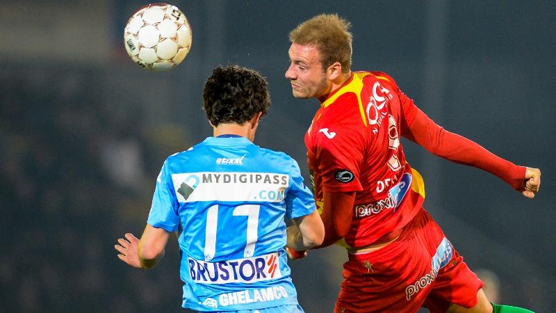 KV Kortrijk pakt puntje mee uit Oostende
