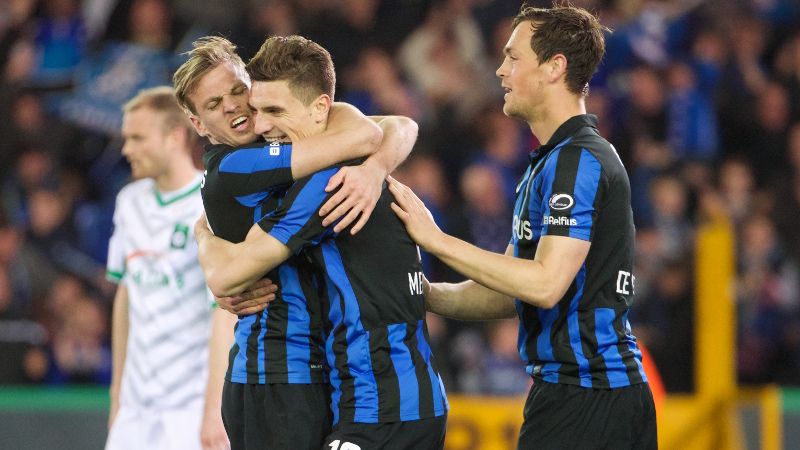 Club tankt vertrouwen voor Play-Offs met derbywinst