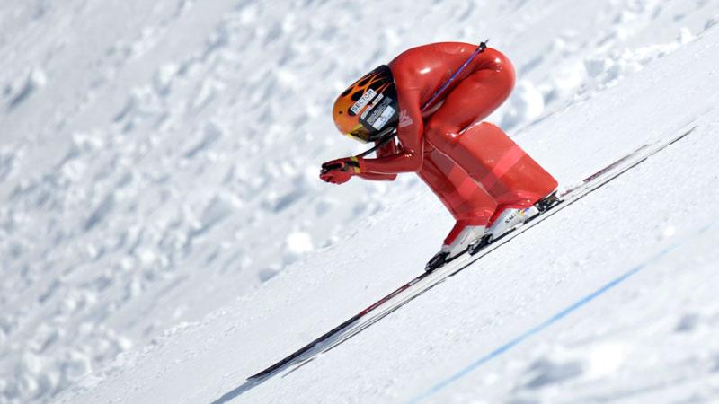 Origone snelste man aller tijden op ski's