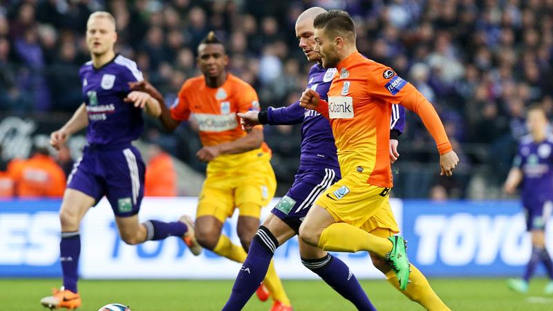 Anderlecht wint zonder glans