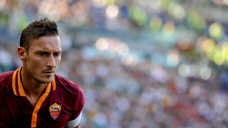 Nooit meer nummer 10 bij AS Roma