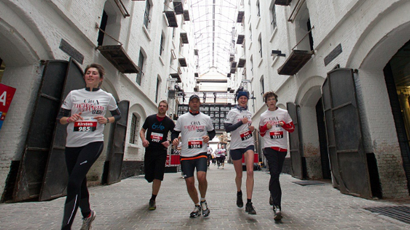 Antwerp Urban Trail: Moodfilm 2014