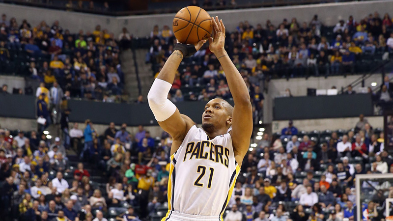 Indiana Pacers blijft leider in NBA