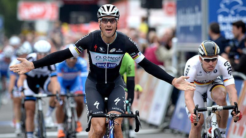 Boonen is snelste in Buggenhout