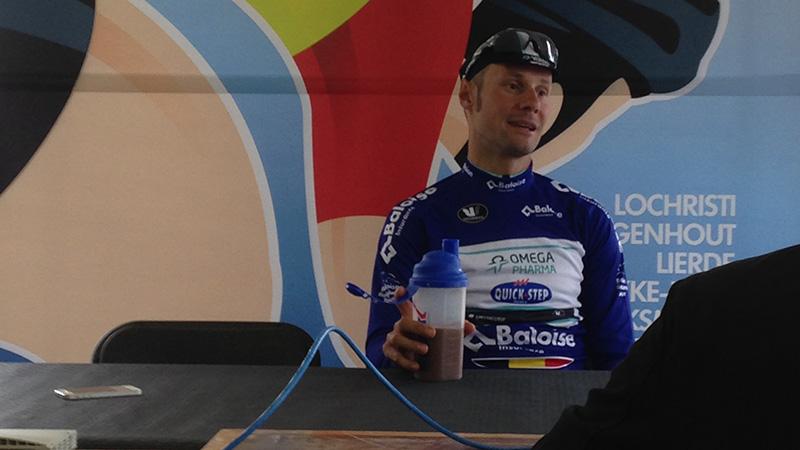Boonen: 'Pas dit weekend goed kunnen trainen'