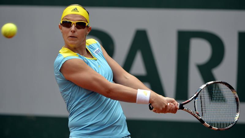 Wickmayer loot Wozniacki, Flipkens en Van Uytvanck tegen qualifier