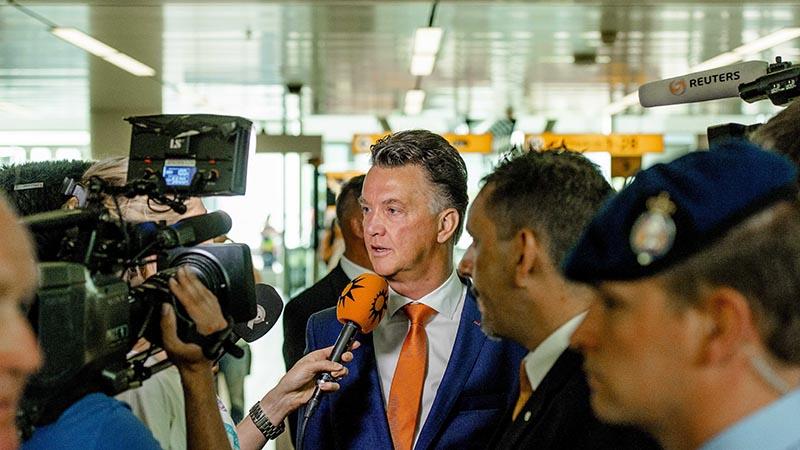 Handleiding om Louis van Gaal te interviewen
