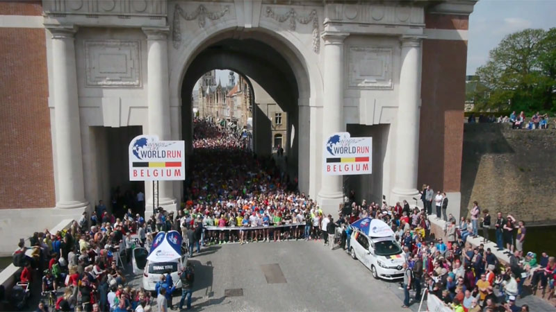 Wings for Life World Run komt terug in 2015