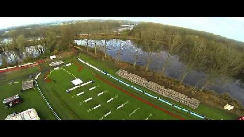 Exclusieve drone-beelden van parcours!