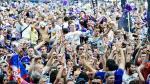 2,5 ans d'interdiction de stade pour avoir trop fêté le titre d'Anderlecht