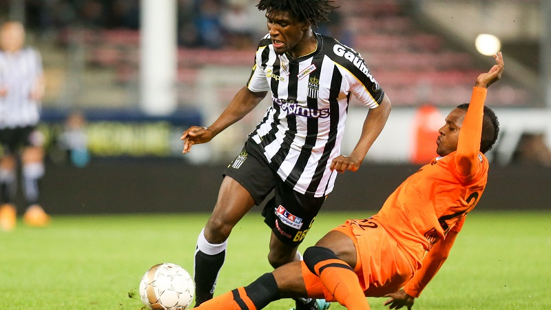 Charleroi vergeet te winnen van bibberend Club Brugge