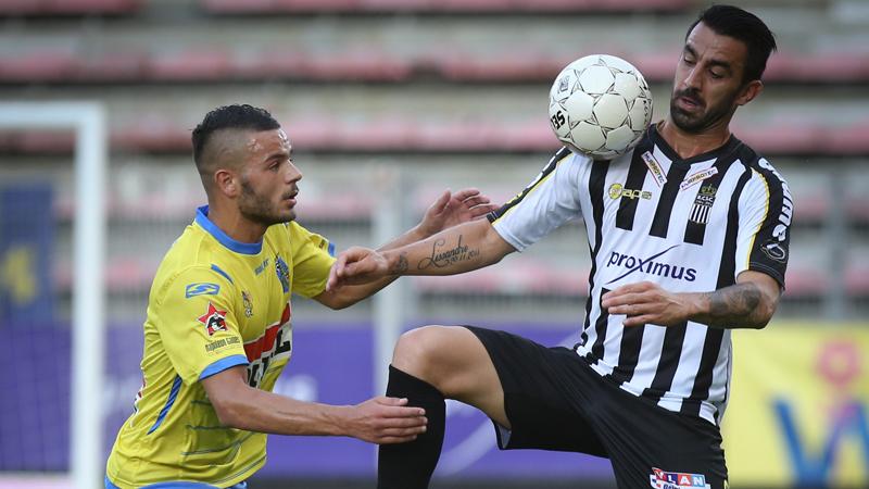Charleroi rukt op richting top zes