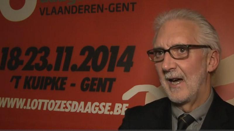 Cookson en Prudhomme bezoeken Lotto Z6sdaagse Vlaanderen-Gent