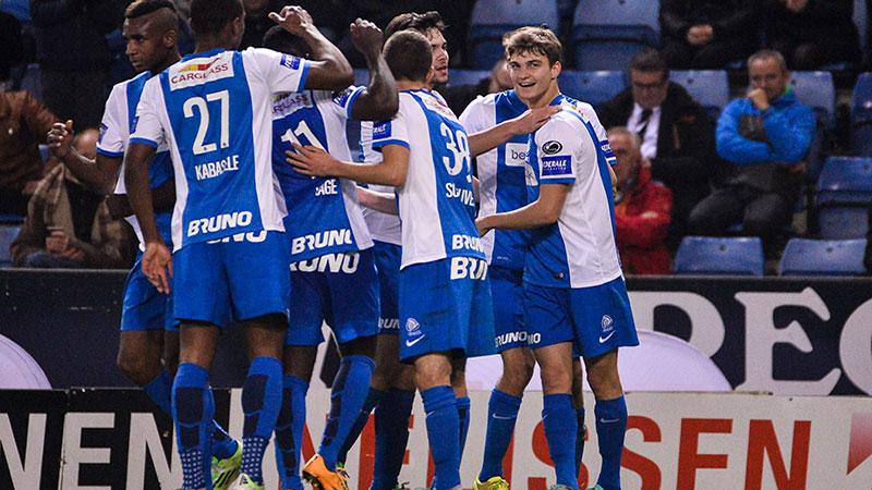 Racing Genk verwent fans met knappe zege tegen Mechelen