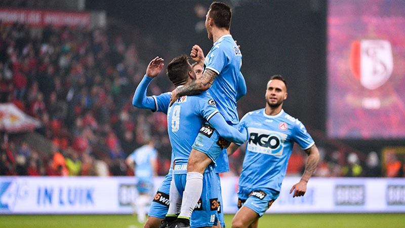 Kortrijk bezorgt Standard derde nederlaag in één week