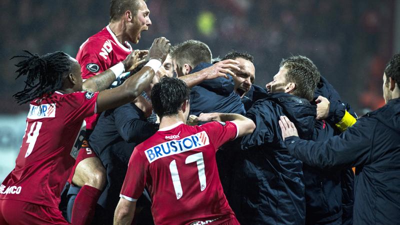 KV Kortrijk zet scheve situatie in de derby na de rust recht