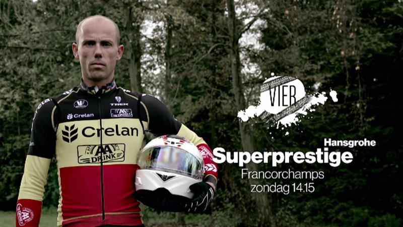 Nys en co zetten zich schrap voor Spa-Francorchamps (VIDEO)