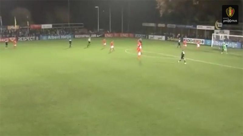 Oulare ne peut éviter la défaite (VIDEO)